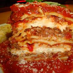 Lasagna Bolegnese
