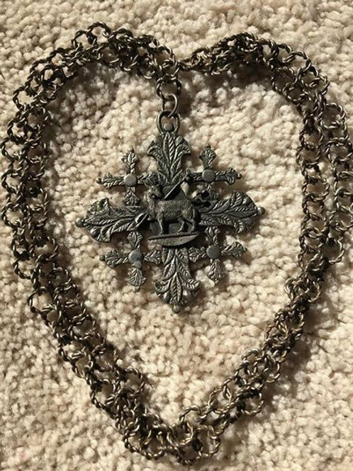 Knights of The Templar Pendant