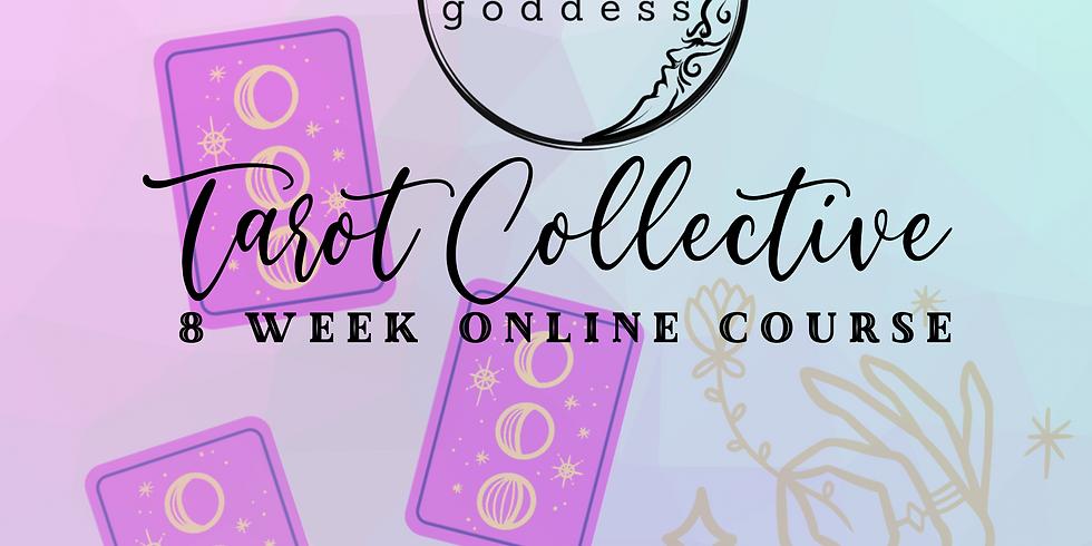 Painted Goddess Tarot Collective