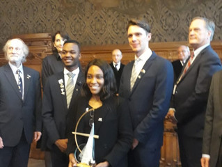 Africa team wins the 2018 world finals of the Manfred Lachs Space Law Moot Court Competition held in