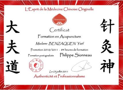16 2-Certificat - acupuncture 2010-11.JP