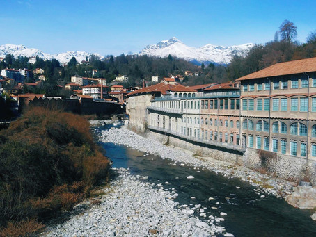 Not all Paths lead to Rome, Some lead to Biella