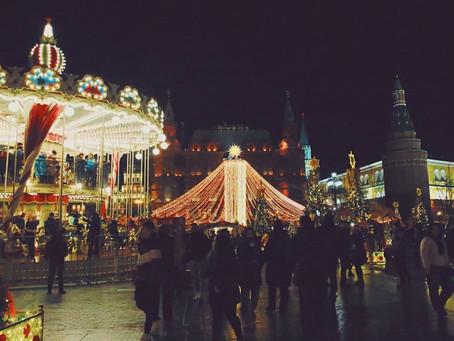 Celebrating Russian Mardi Gras: Maslenitsa!
