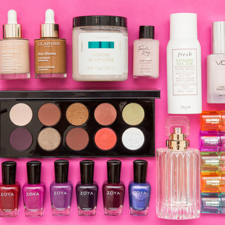 A Rant About Beauty Products
