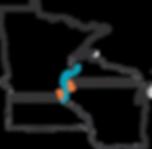 Cushing, St. Croix Falls, Osceola, Marine On The St. Croix, Stillwater, Hudson, Bayport, Lakeland, Taylors Falls