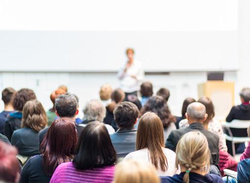 Veranstaltungen erfolgreich planen: Grundlagen & Marketing (Teil 1/3)