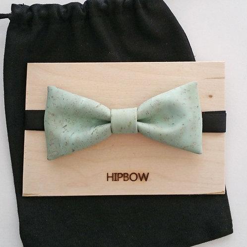 """STRIK uit kurkleer """"Hipbow"""" - 'mint'"""