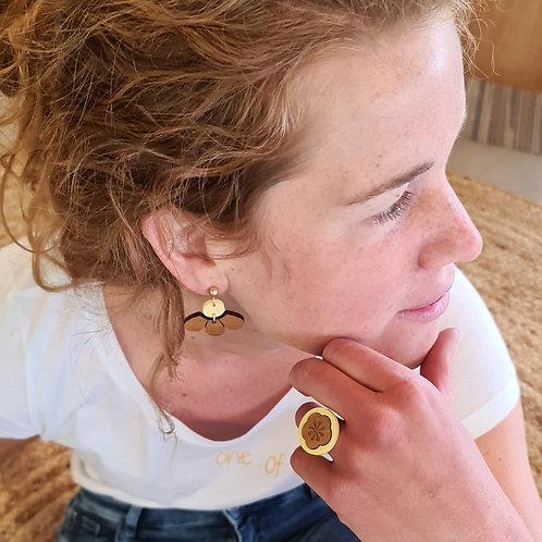 GROW ring bloesem