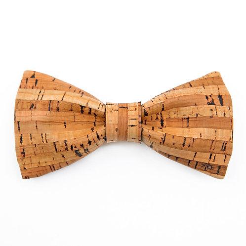 """STRIK uit kurkleer """"Hipbow"""" - 'bamboo lines'"""