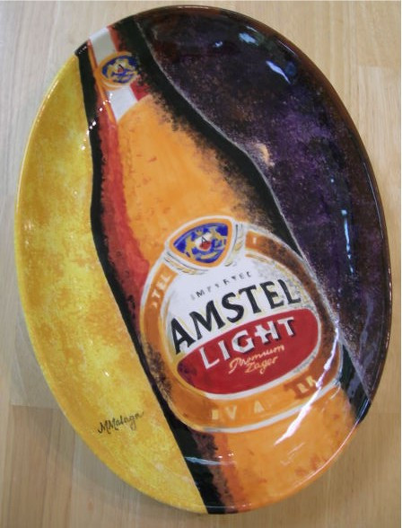 More Amstel Light - thirsty yet?