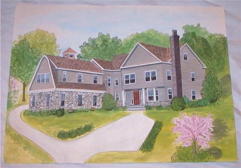 Custom House Painting