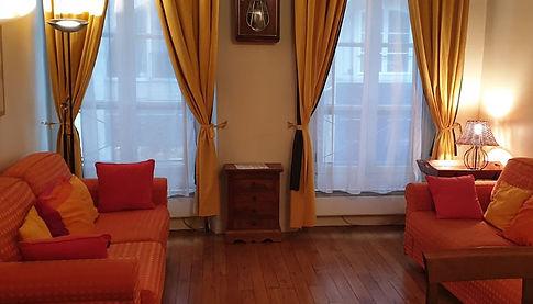 Transparent Marais : Primo Marais apartment