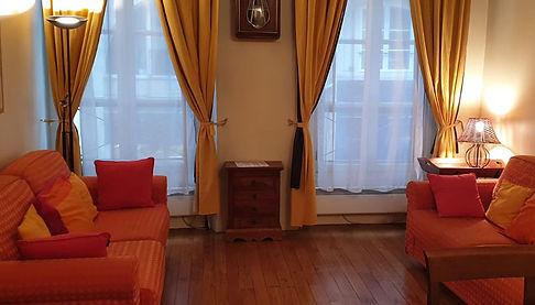 Transparent Marais : Appartement Primo Marais