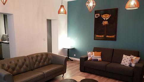 Transparent Marais : Tendance Marais apartment
