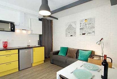 Transparent Marais : Appartement Passion Marais