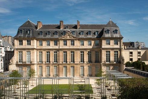 Transparent Marais : Musée Picasso