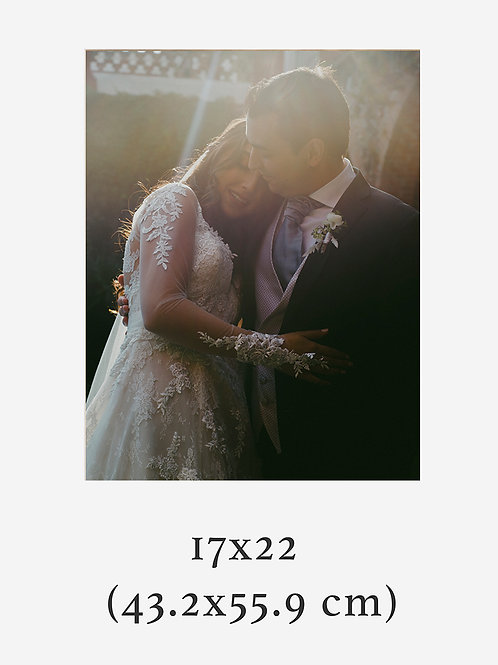 Impresión FineArt 17x22