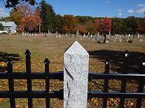 Ornamental Fence Granite Posts