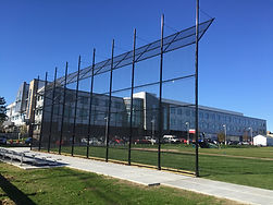 Baseball Field Fence, backstop, ball field fence, softball field fence