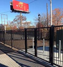 Ornamental Iron Fence Boston
