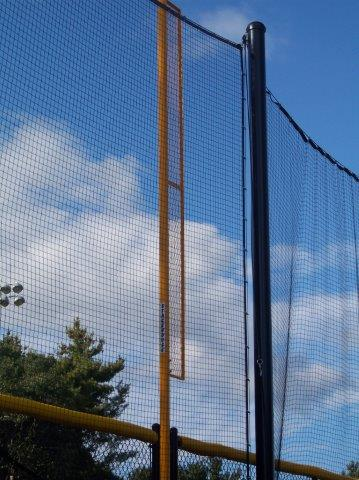 Netting and Foul Poles