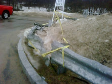 guardrail repair, guard rail repair, guardrail cambridge, guardrail boston, guardrail worcester