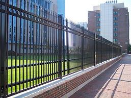 Ornamental Fence Boston MA
