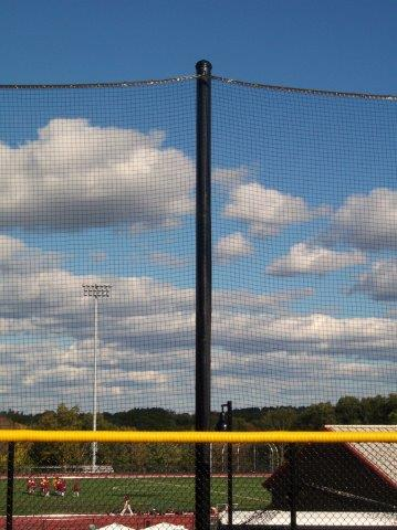 Netting at Regis College