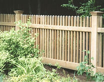Speared Top Fence Massachusetts