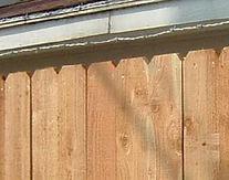 Dog Eared Fence Massachusetts