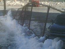 chain link fence repair, fence repair, repair fence, fence restoration