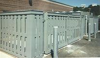Shadow Box Wood Fence Massachusetts