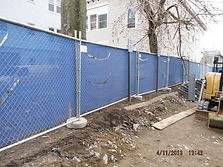 Portable Fence Rental Panels