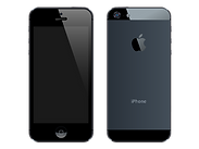 iphone 5 noir icone.png
