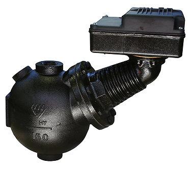 Control de nivel auxiliar 150S-M