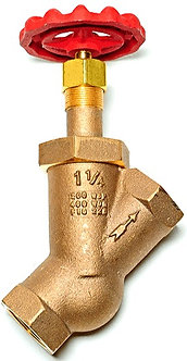 Válvula de purga lenta United Brass