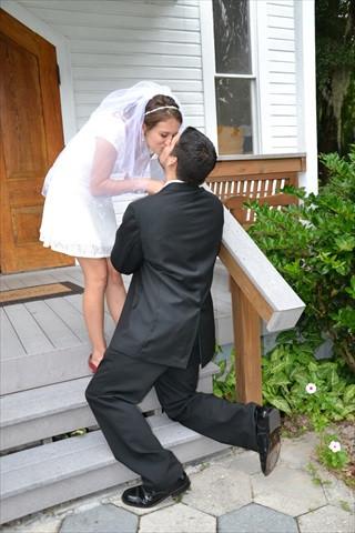 Robert & Janessa Truesdell Wedding Photo
