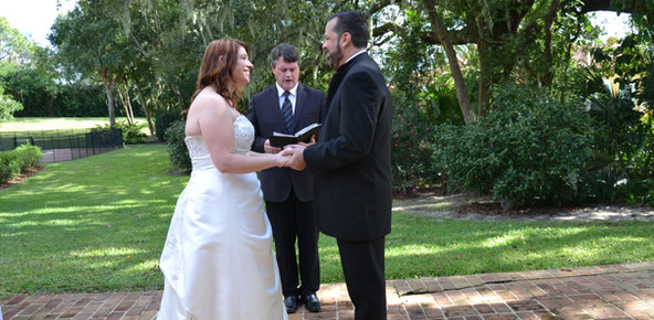 Vows Are Forever Wedding Photo