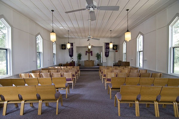Eternally Yours Wedding Chapel Inside