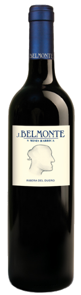 Belmonte 8 Meses en Barrica Bodegas Belmonte 2017