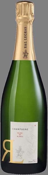 Champagne Blanc de Blancs Grand Cru Brut R&L Legras
