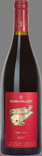 Pinot Noir Alma Valley 2016