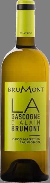La Gascogne d'Alain Brumont Gros Manseng-Sauvignon Blanc Brumont 2018