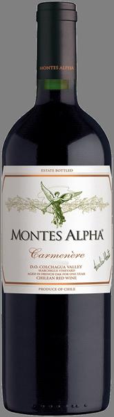 Carmenere Montes Alpha 2013