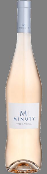 M de Minuty Rose Cotes de Provence Chateau Minuty 2018