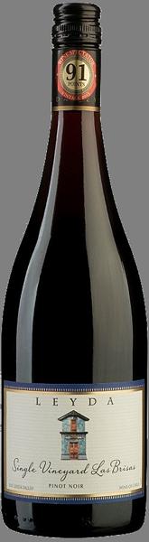 Pinot Noir Las Brisas Leyda 2015
