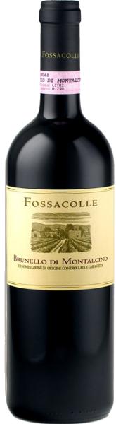 Brunello di Montalcino Fossacolle 2014