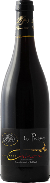 Chinon Les Picasses Jean-Maurice Raffault 2015