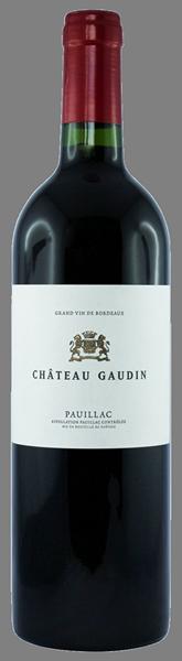 Chateau Gaudin Pauillac 2002