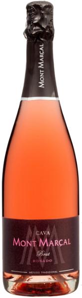 Cava Rosado Brut Mont Marcal 2018